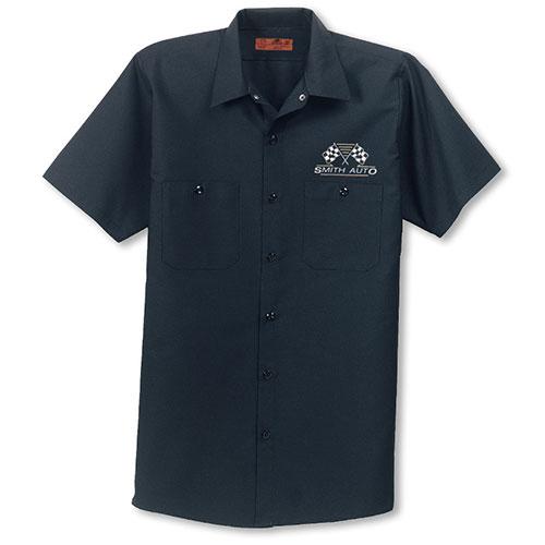 RedKap Work Shirt SS Industrial