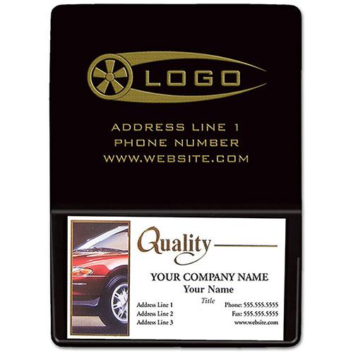 Custom Vinyl Insurance Holder