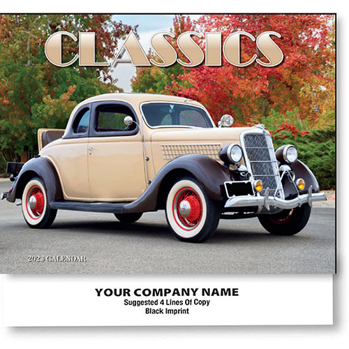 Full-Color Calendars - America Classics