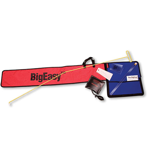 "BigEasy ""GLO"" With Easy Wedge Kit and Carrying Case"