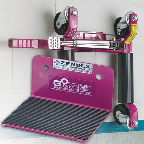 Zendex Tool GoJak® Wall Mount Holder