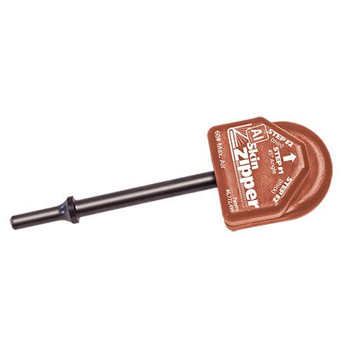 Steck Al Skin Zipper Door Skinning Tool