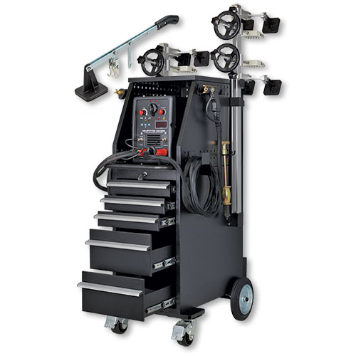 H & S Combination Aluminum/Steel Dent Repair System