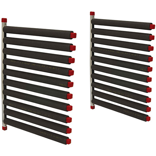 Windshield Storage Rack 10 Pocket Auto Body Equipment