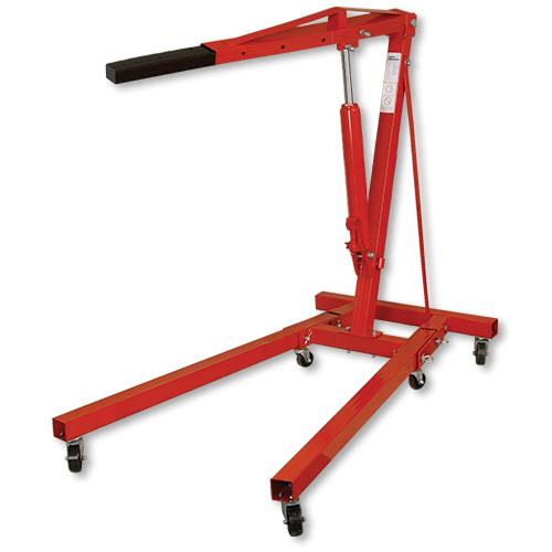 Engine Folding Crane - 2 Ton