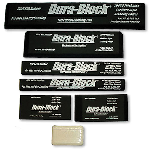 Dura-Block Standard Kit - 7 Piece