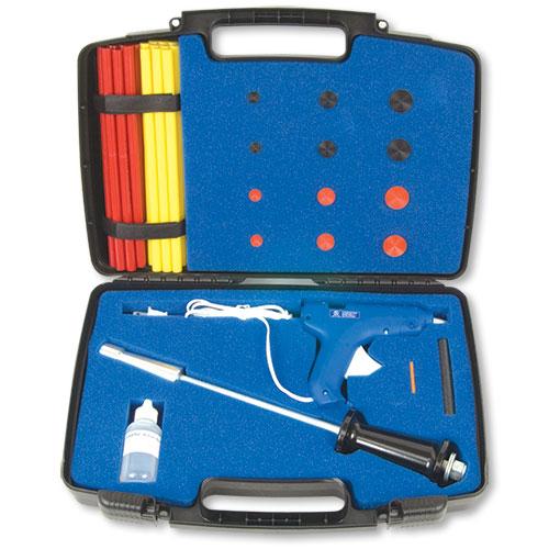 Slide Hammer Glue Pulling System