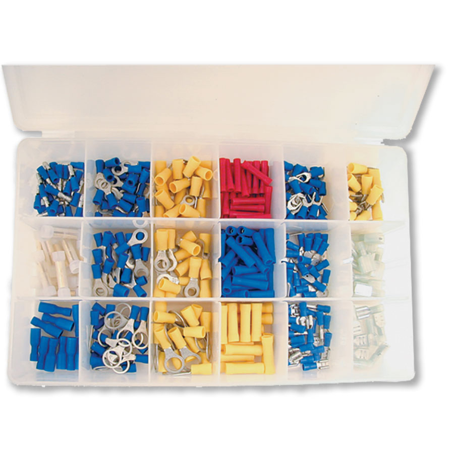 360 Piece Terminal Assortment Kit