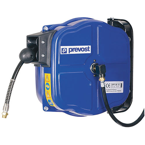 Prevost Enclosed Air Hose with Reel