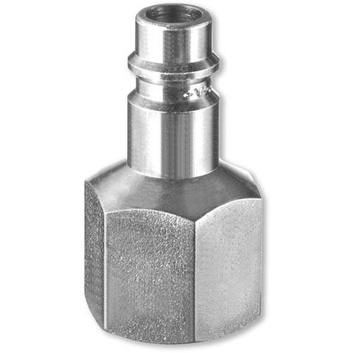 "Prevost Female Thread Plug 1/4"" FNPT"