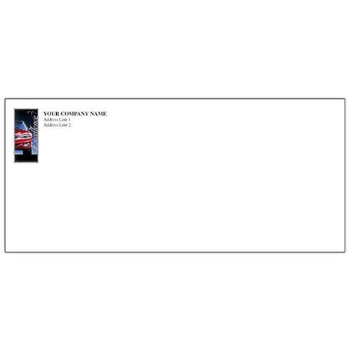 Envelope (100) - Excellence Platinum Foil