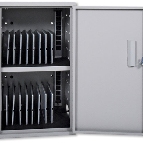 Charging Cabinet Vertical with 16 Slots