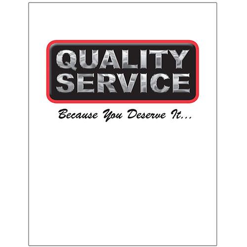 Large Paper Floor Mats - Quality Service - No Imprint