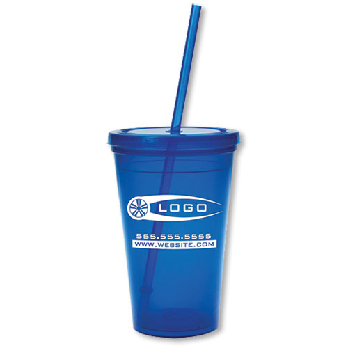16 oz. Double Wall Tumbler