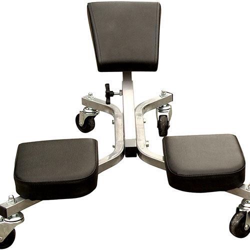 Knee Saver Work Seat