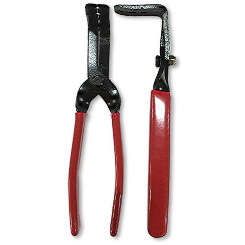 Steck Right Angle Sure Grip Trim Clip Plier