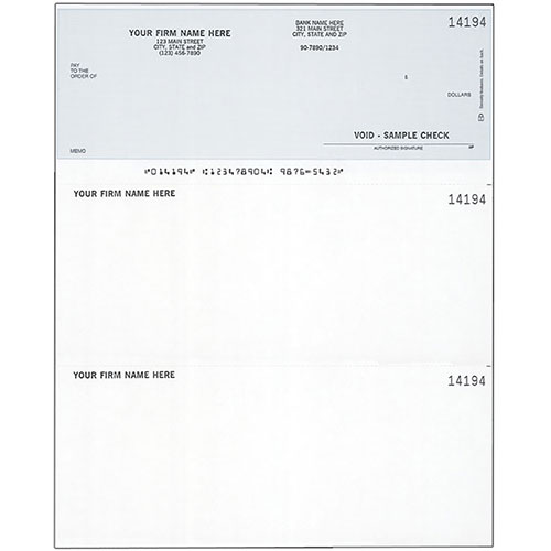 Business Checks - 2-Part  -(250)