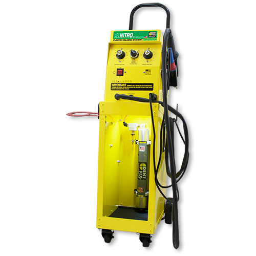 Dent Fix EZ Nitro Plastic Welder with Generator DF-EZN1G