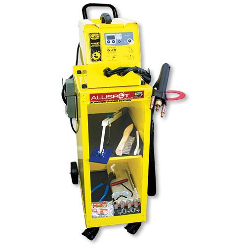 Dent Fix Aluspot® Aluminum Repair Station DF-900B