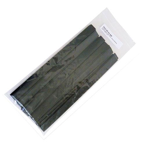 "Polyvance 5/8"" x 1/16"" Polypropylene Black Welding Rod R02-05-03-BK"