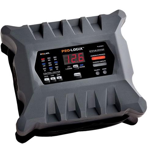 Solar® Pro-Logix™ Intelligent Portable Battery Charger PL2320