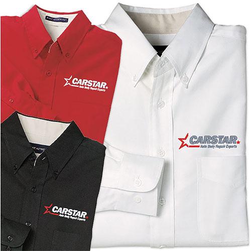 Carstar Women S Long Sleeve Cotton Poly Twill Shirt