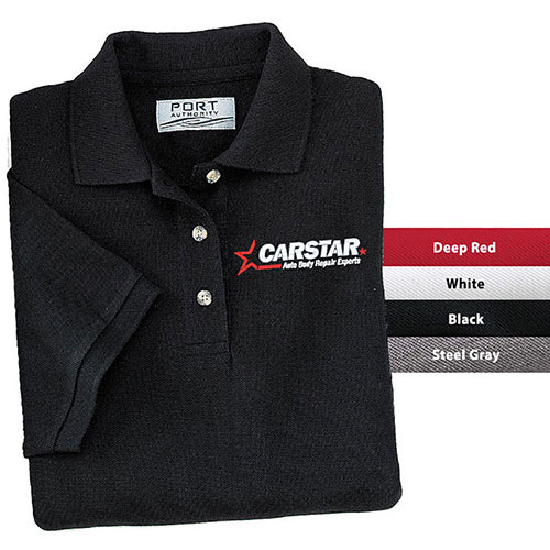 Carstar Ladies Pique Polo By Port Authority Shirts