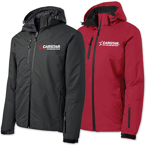 Carstar Vortex Waterproof 3 In 1 Jacket By Port Authority