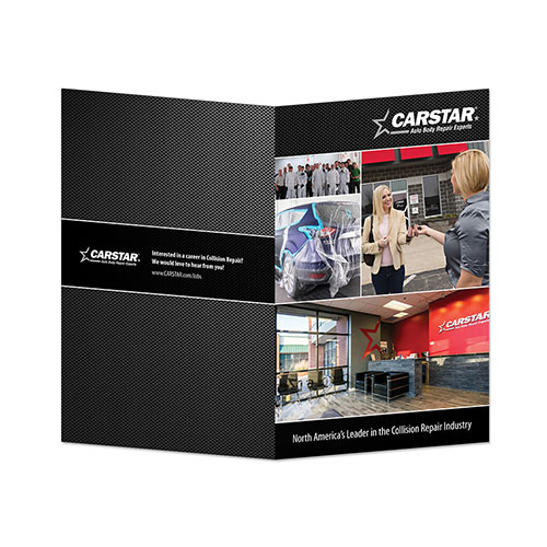 Carstar Brochure Recruitment Marketing Amp Promotional