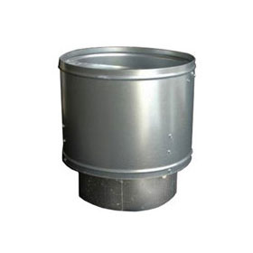 "Col-Met 9' Chimney Kit with ARV 30"" Diameter 8555-30A"
