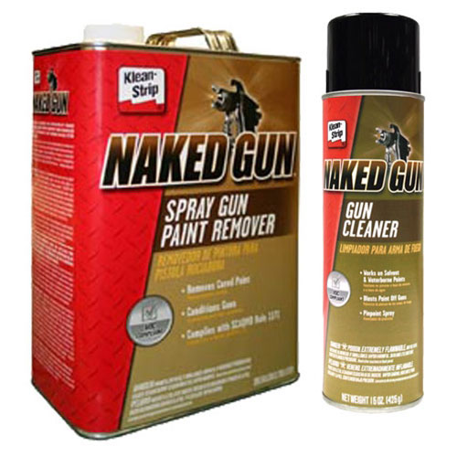 Klean-Strip Naked Gun Aerosol Paint Gun Cleaner 15 oz