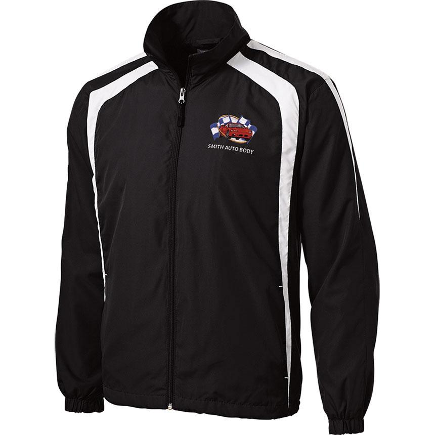 S/T Jacket Colorblock Raglan