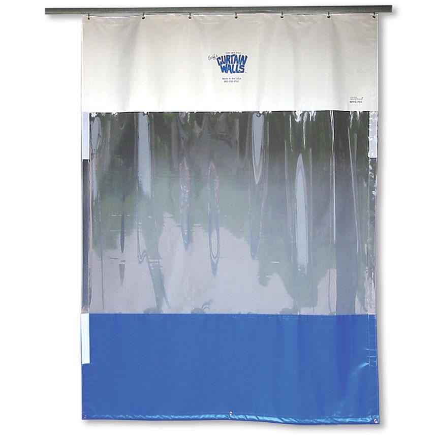 Goff Curtain Wall 24'W