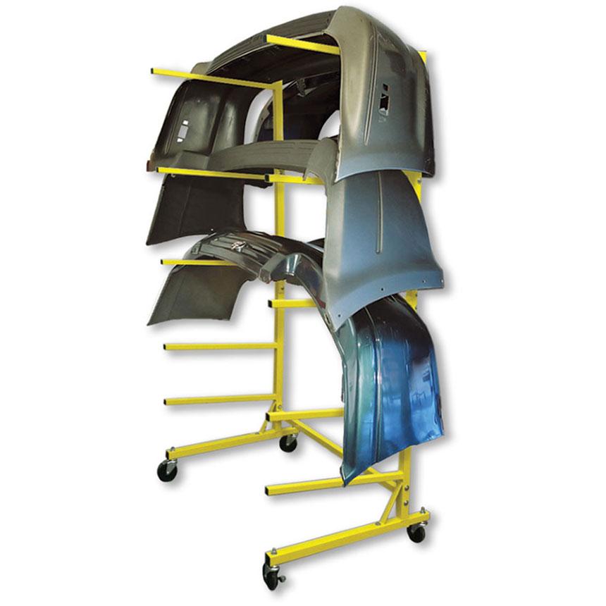 Super Mega Mobile Bumper Caddy by PROLific™