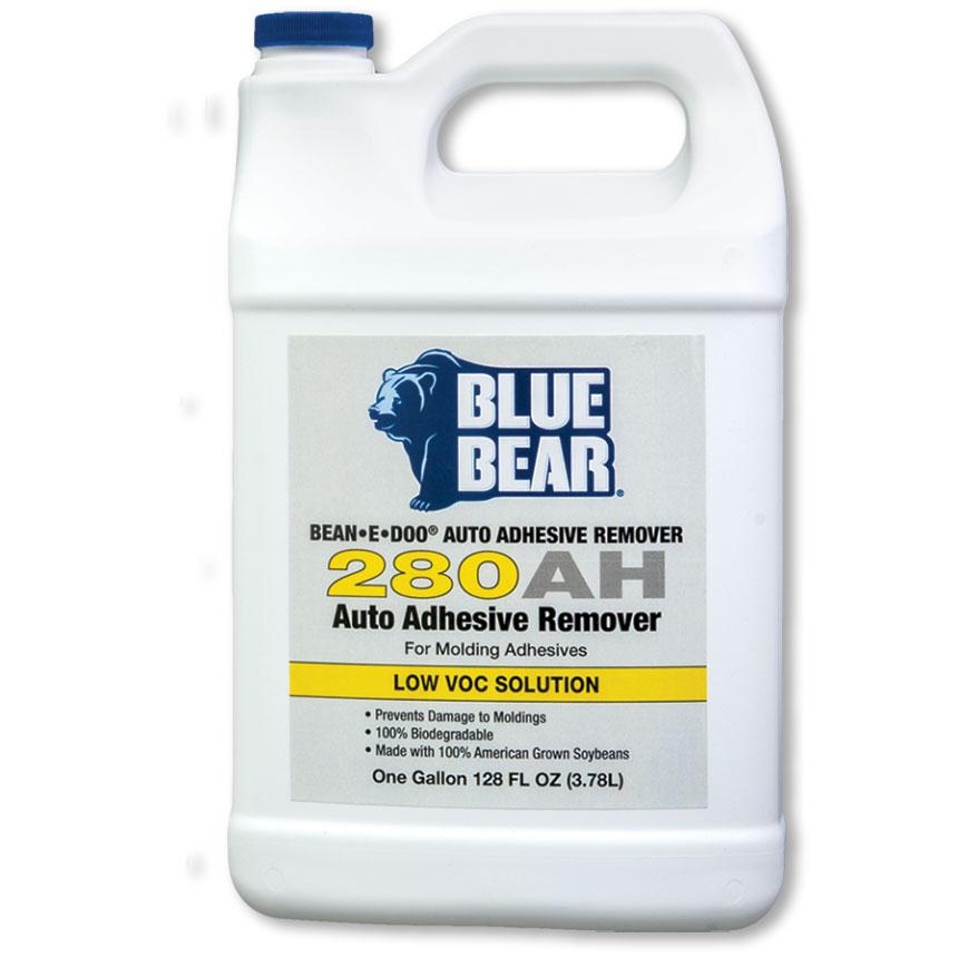 Blue Bear BEAN-e-doo Auto Adhesive Remover 1-Gallon 280AH
