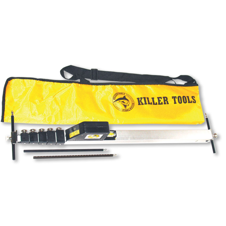 Killer Tools 10' Telescoping Measuring Tram Gauge ART903M