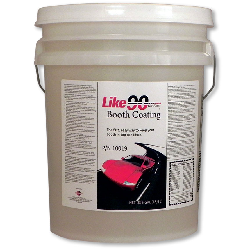 Like90 Booth Coating (5 Gallon)