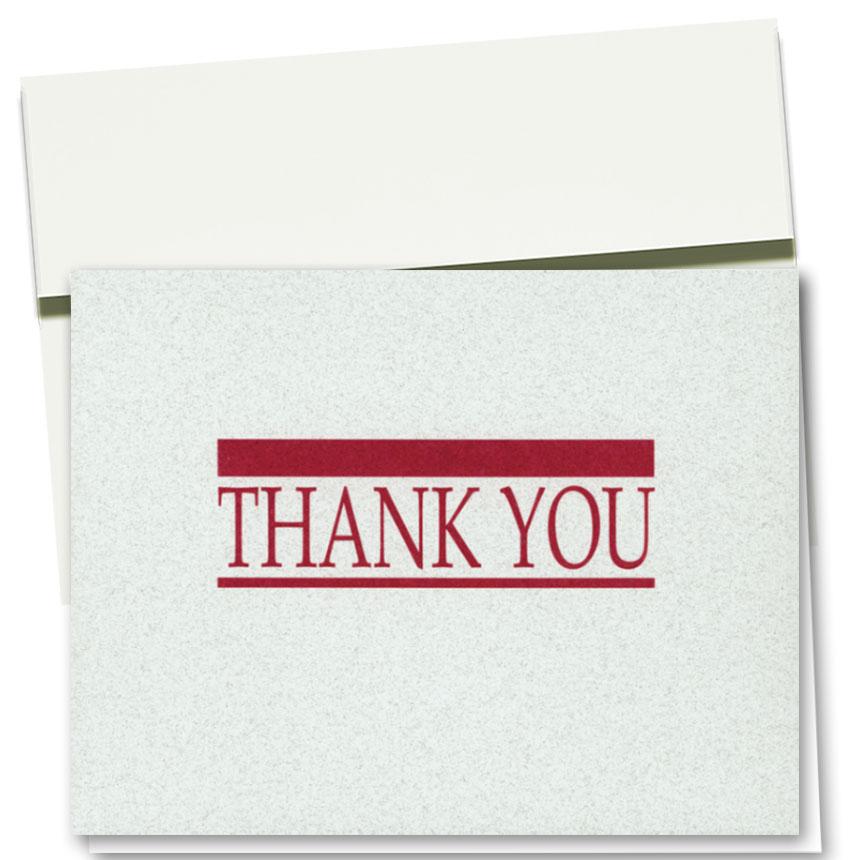 Auto Repair Thank You Cards - Customer Satisfaction Response