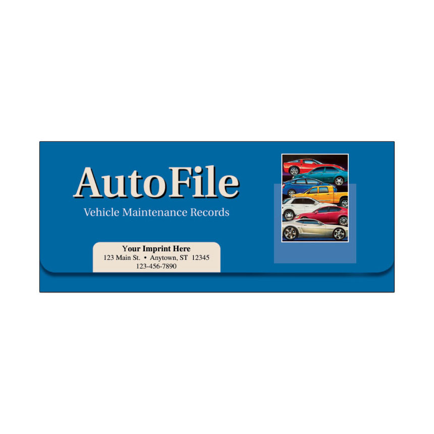 Auto File - Stacked Car