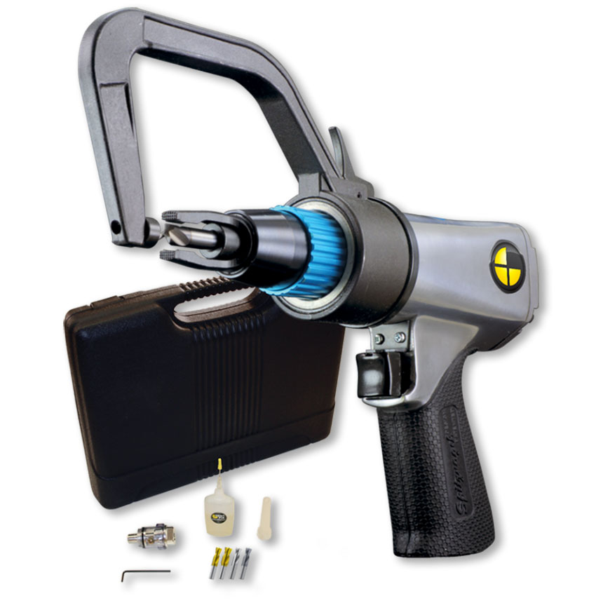 Dent Fix Spitznagel Spot Annihilator Deluxe Spot Weld Drill Kit DF-15DX
