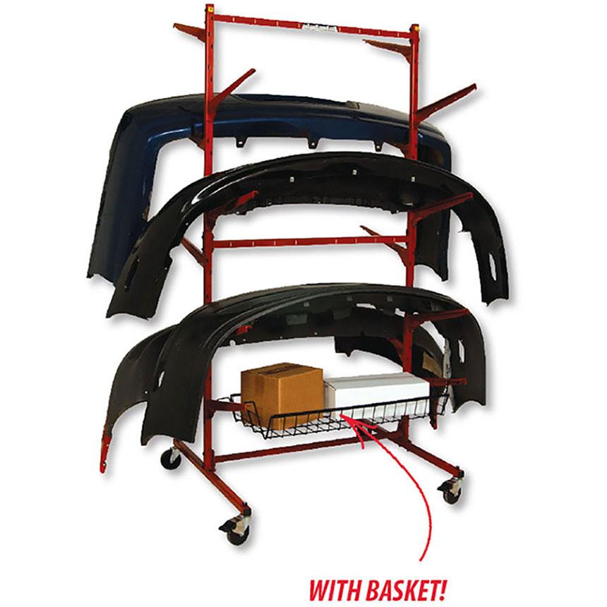 Mega Bumper Rack & Basket Kit by PROLific™