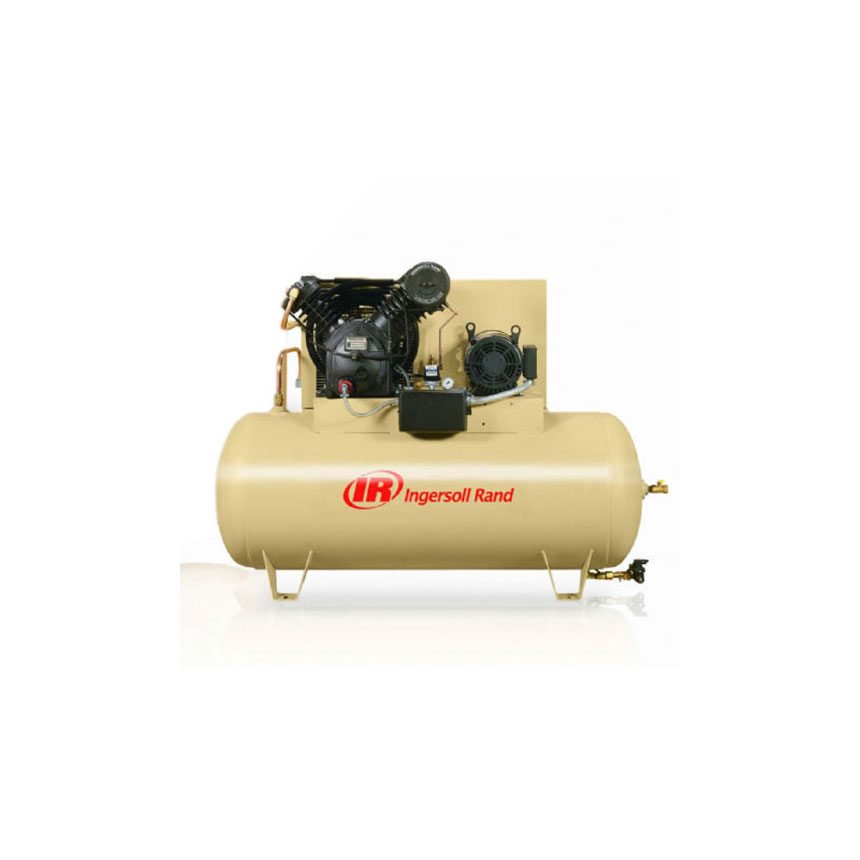 Ingersoll Rand 10HP 120-Gallon Horizontal Air Compressor