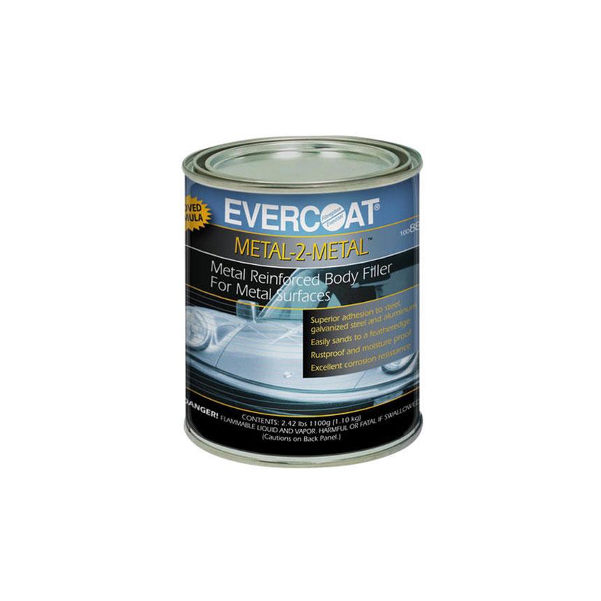 Evercoat Metal-2-Metal Body Filler (Quart) 889