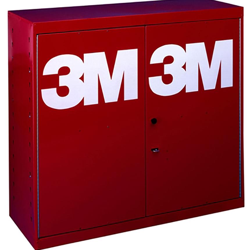 3M™ Abrasive Organizer Cabinet 02500