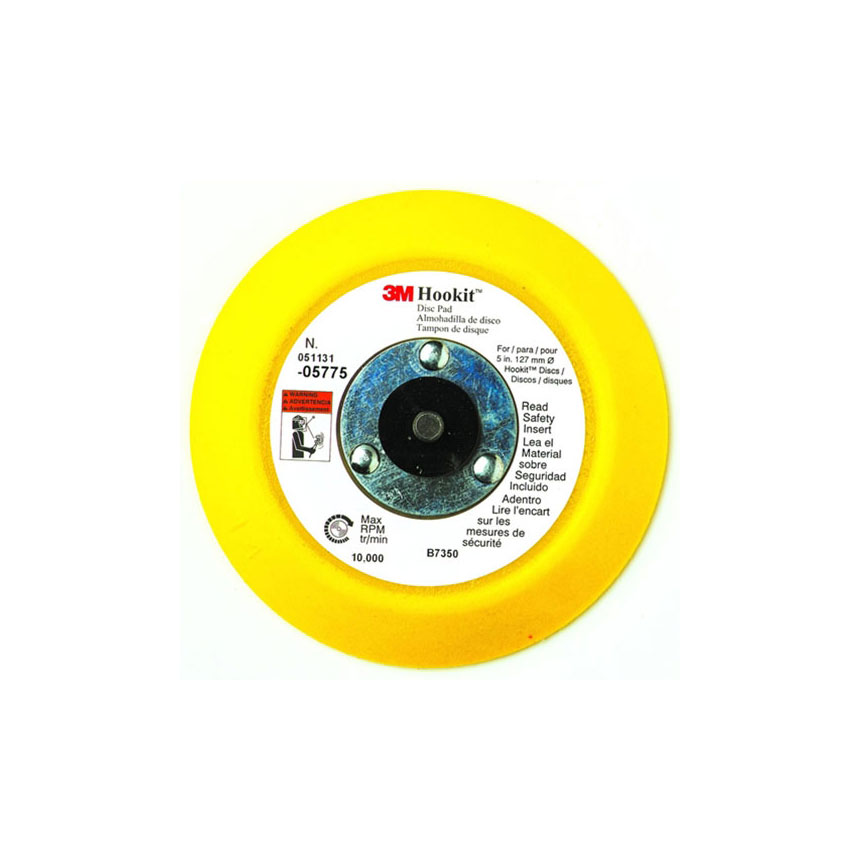 "3M™ Hookit 5"" Disc Backing Pad 05775"