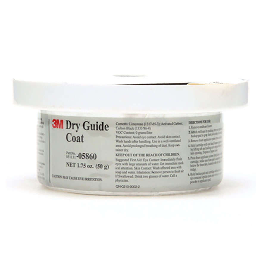 3M™ Dry Guide Coat 50 Gram Cartridge 05860