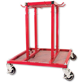 Mobile Dolly Station - Holds 2 Dollies