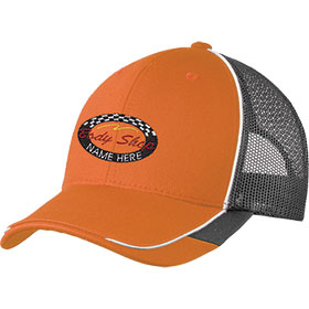 P/A Cap Colorblock Mesh Back