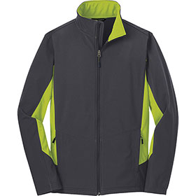 P/A Jacket Core Colorblock Soft Shell