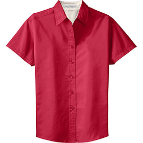 P/A Shirt SS Ladies Easy Care